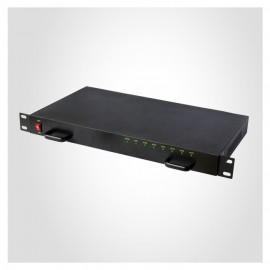 RackMount PowerSupply (12V 10A 8CH)